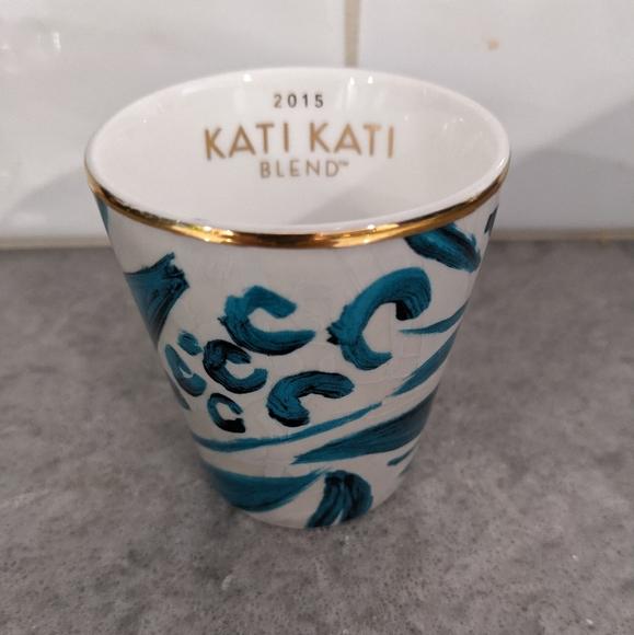 Starbucks 2015 Kati Kati Blend 3 Oz tasting cup